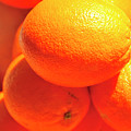 Study In Orange by David Arment