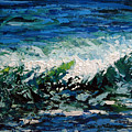 Study Of A Wave by Suzanne McKee