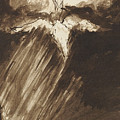 Study Of Jacob's Dream by John Constable