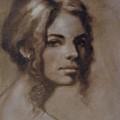 Study Of Model by David Olander