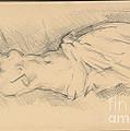 "Study Of ""venus De Milo"" by Paul C?zanne"