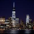 Stunning Nyc Skyline At Night by Matt Quest