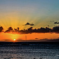 Stunning Sunset by Joann Copeland-Paul