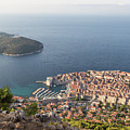 Stunning View Of Dubrovnik In Croatia by Didier Marti