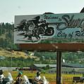 Sturgis City Of Riders by Anna Ruzsan