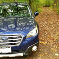 Subaru Touring Off The Beaten Path by Ricky L Jones