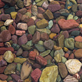 Submerged Lake Stones by John Daly