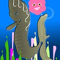 Submerged World by Jon Fennel