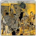 Submitted Cd Cover For The Band Bebop Complex 50's Jazz Revisited by Tony Adamo