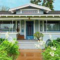 Suburban Arts And Crafts House Hayward California 8 by Kathy Anselmo