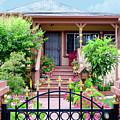 Suburban House Hayward California 38 by Kathy Anselmo