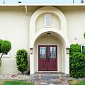 Modern Suburban House With Topiary Hayward California 31 by Kathy Anselmo