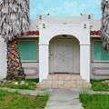 Suburban Surveillance House On Montgomery Avenue Hayward California 6 by Kathy Anselmo