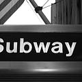 Subway by Debbi Granruth