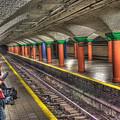 Subway by E R Smith
