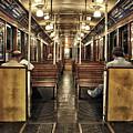 Subway  by Hans Wolfgang Muller Leg