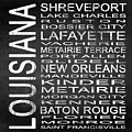 Subway Louisiana State Square by Melissa Smith
