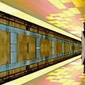 Subway Man by Jenny Revitz Soper