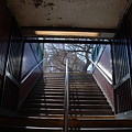 Subway Stairs To Freedom by Rob Hans