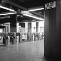 Subway Station Rome by Nacho Vega