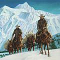 Successful Hunt by Don Langeneckert
