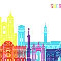 Sucre Skyline Pop by Pablo Romero