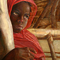 Sudanese Girl by Portraits By NC