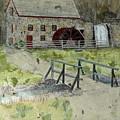 Sudbury Gristmill by Lynn Babineau