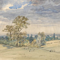 Suffolk Landscape by John Constable