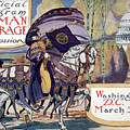 Suffragette Parade, 1913 by Granger