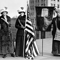 Suffragettes, C1910 by Granger