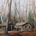 Sugar Shack by Debbie Homewood
