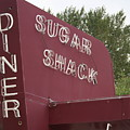 Sugar Shack Diner by Dylan Punke
