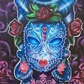 Sugar Skull by Carlos Mendoza