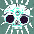 Sugar Skull IIi by Yetiland