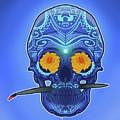 Sugar Skull by Nelson Dedos Garcia