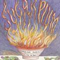 Sugarplum Fire by Cynthia Silverman