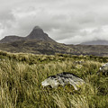 Suilven Mountain by Fran Gallogly