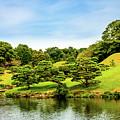 Suizenji Lake by Michael Scott