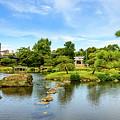 Suizenji Pond 2 by Michael Scott