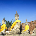 Sukhothai Historical Park by Gloria & Richard Maschmeyer - Printscapes
