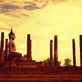 Sukothai Temple by Kyle Rothenborg - Printscapes