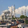 Suleymaniye Camii by Bob Phillips