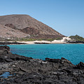 Sullivan Bay Santiago James Island Galapagos Islands by NaturesPix