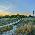 Sullivan's Island Evening by Donnie Whitaker