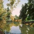 Sultry Day by Maya Bukhina