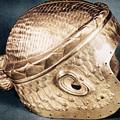 Sumerian Gold Helmet by Granger