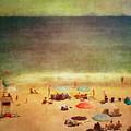 Summer At The Cape Iv by Tina Baxter