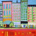 Summer Avenue by Karen Fields