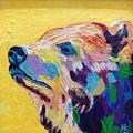 Summer Bear by Kathi Schwan